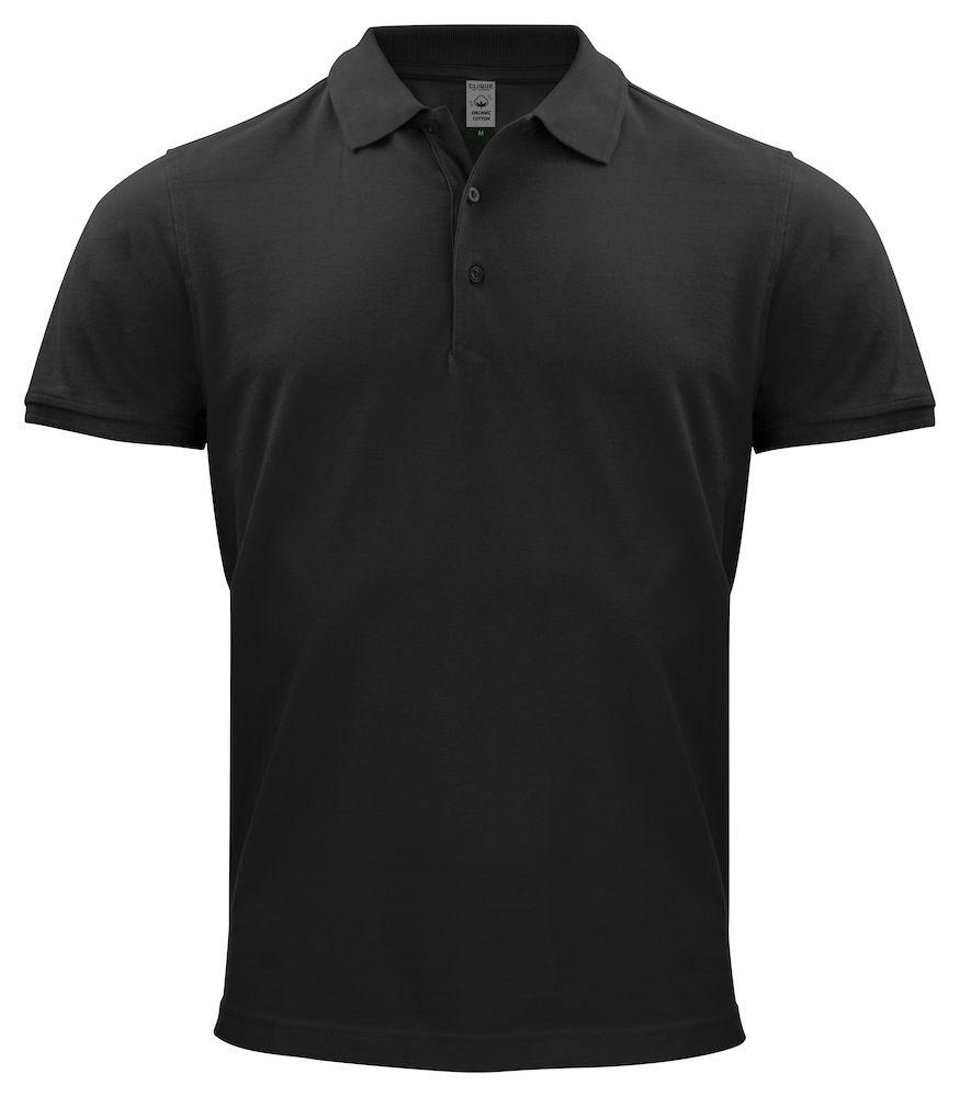 Classic OC polo zwart xxl