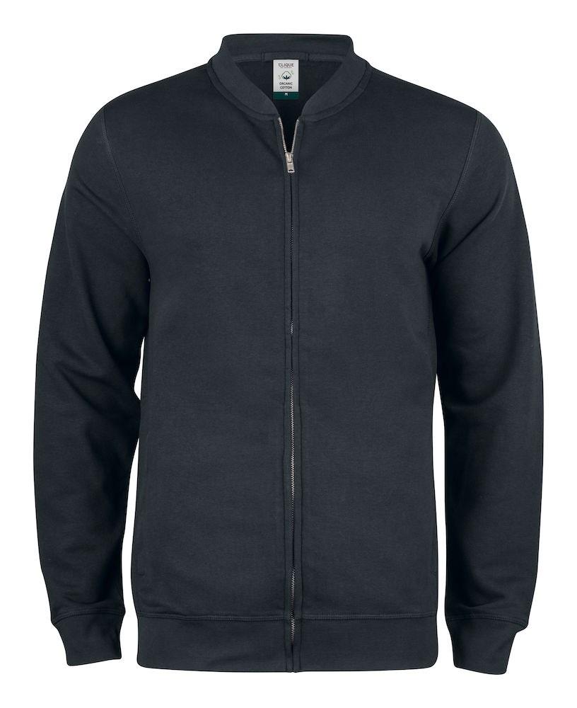 Clique Premium OC Cardigan zwart 3xl