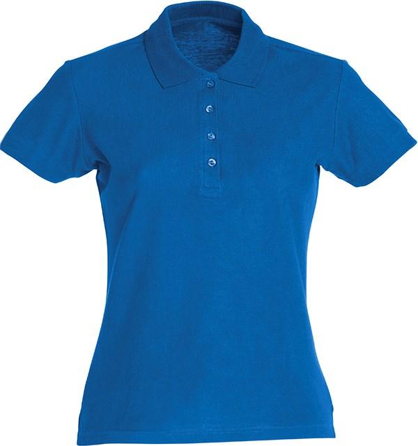 Clique Basic Polo Ladies kobalt xs