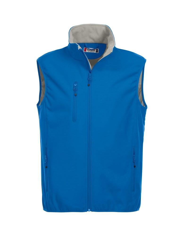 Clique Basic Softshell Vest kobalt 3xl
