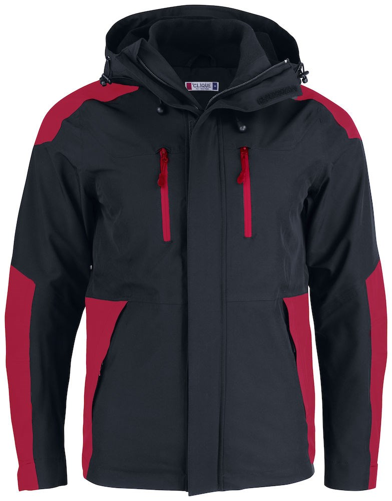 Clique Stafford rood xs