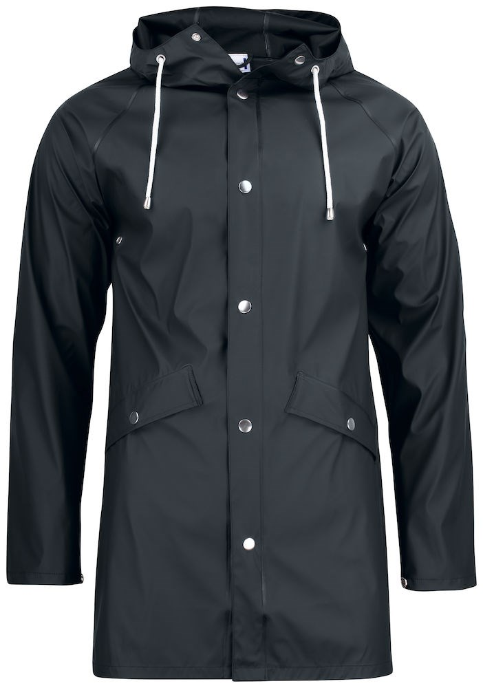 Clique Classic Rain Jacket zwart xs/s