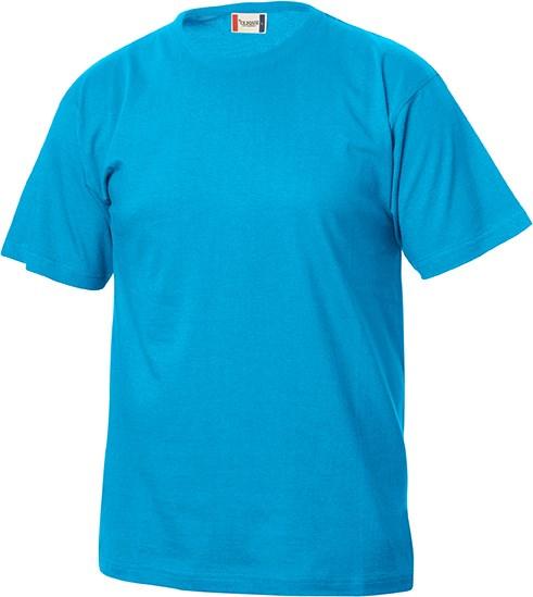 Clique Basic-T Junior turquoise 110/120