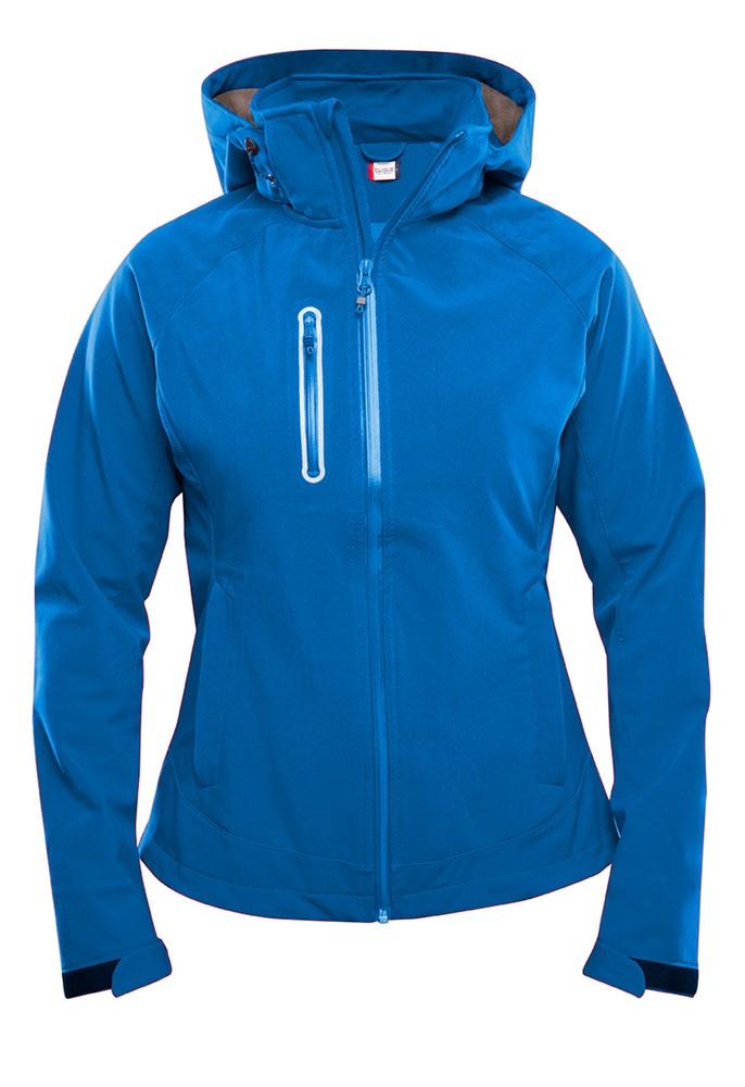 Clique Milford Jacket Ladies kobalt s