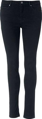 Clique 5-Pocket Stretch Ladies zwart 3xl