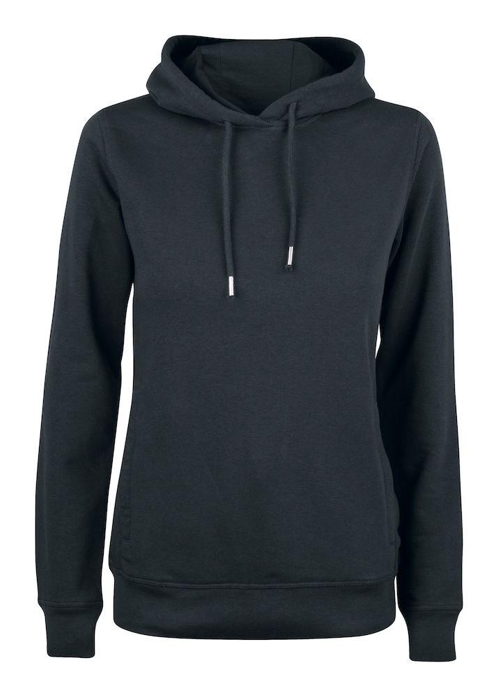 Clique Premium OC Hoody Ladies zwart m