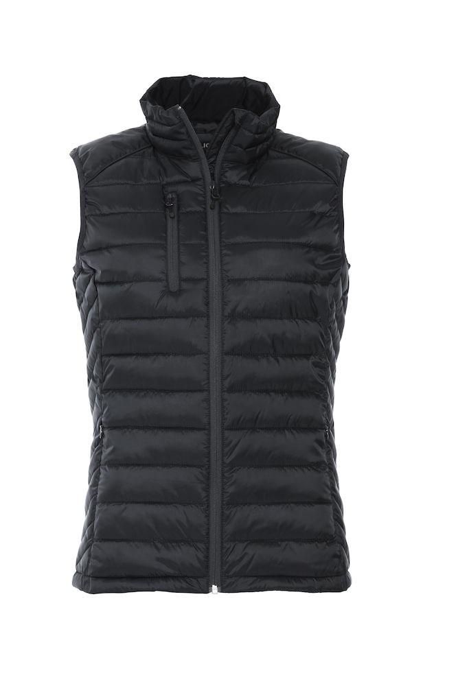 Clique Hudson Vest Ladies zwart m