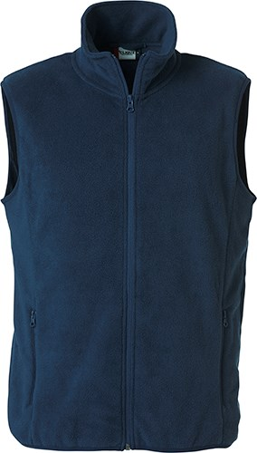 Clique Basic Polar Fleece Vest dark navy xl