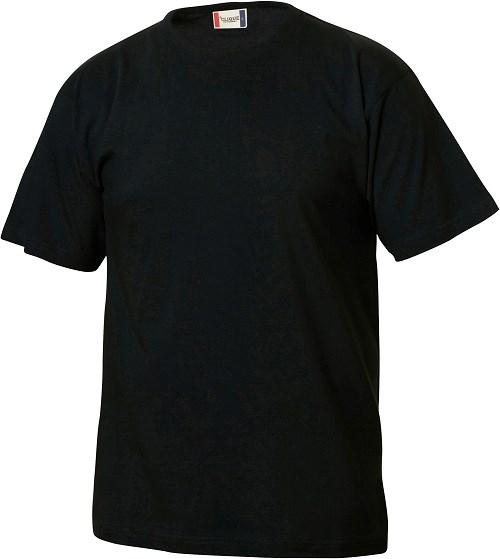 Clique Basic-T zwart xs