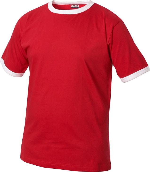 Clique Nome rood/wit s