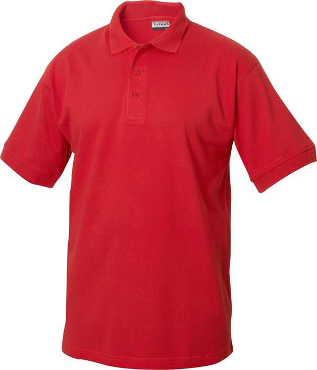 Clique Lincoln rood xl