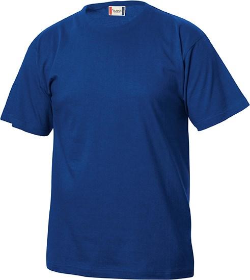 Clique Basic-T Junior blauw 110/120