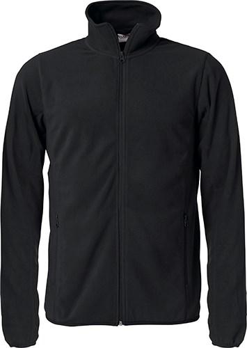 Clique Basic Micro Fleece Jacket zwart xl