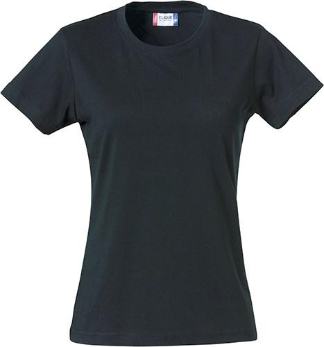 Clique Basic-T Ladies zwart s