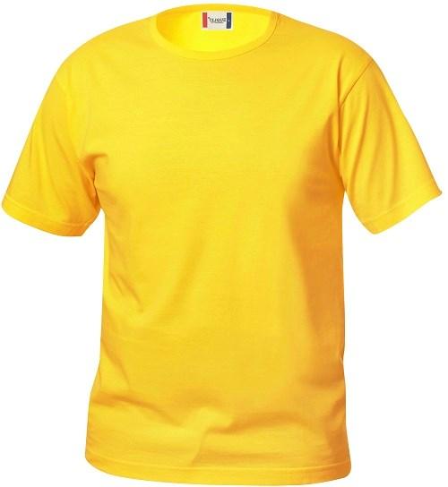 Clique Basic-T lemon xl
