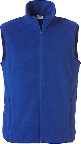 Clique Basic Polar Fleece Vest kobalt xxl