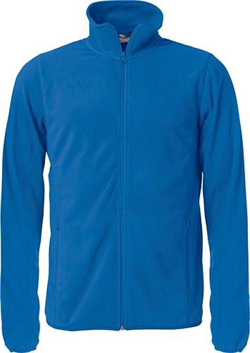 Clique Basic Micro Fleece Jacket kobalt l