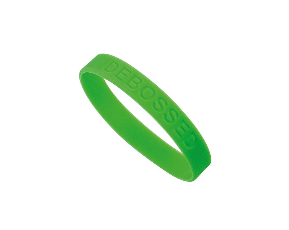 Debossed Wristband