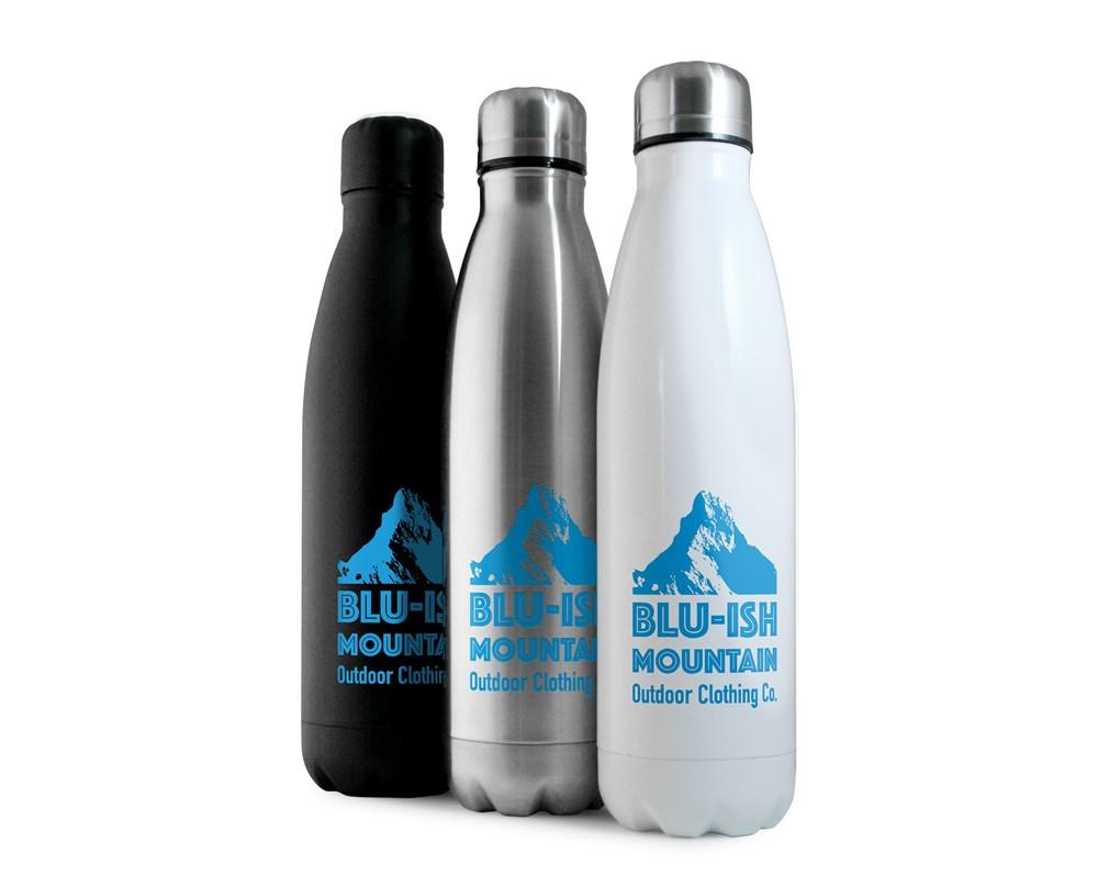 Thermal Bottle - Zwart