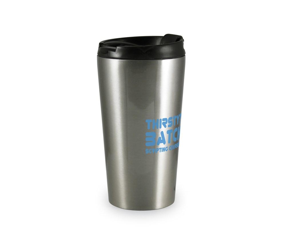 Rio Travel Mug Zilver