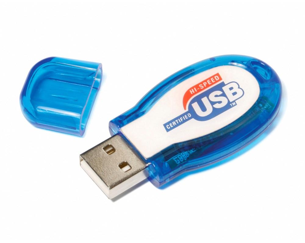 Jelly USB FlashDrive Doorzichtig