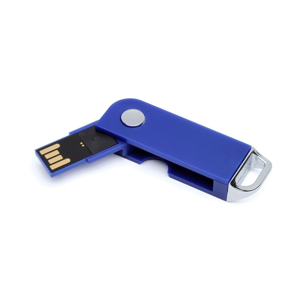 Swivel USB FlashDrive Wit
