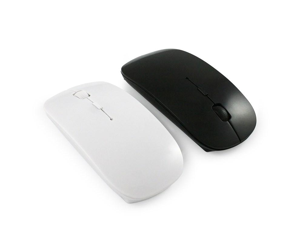 RF Cresent Mouse Zwart