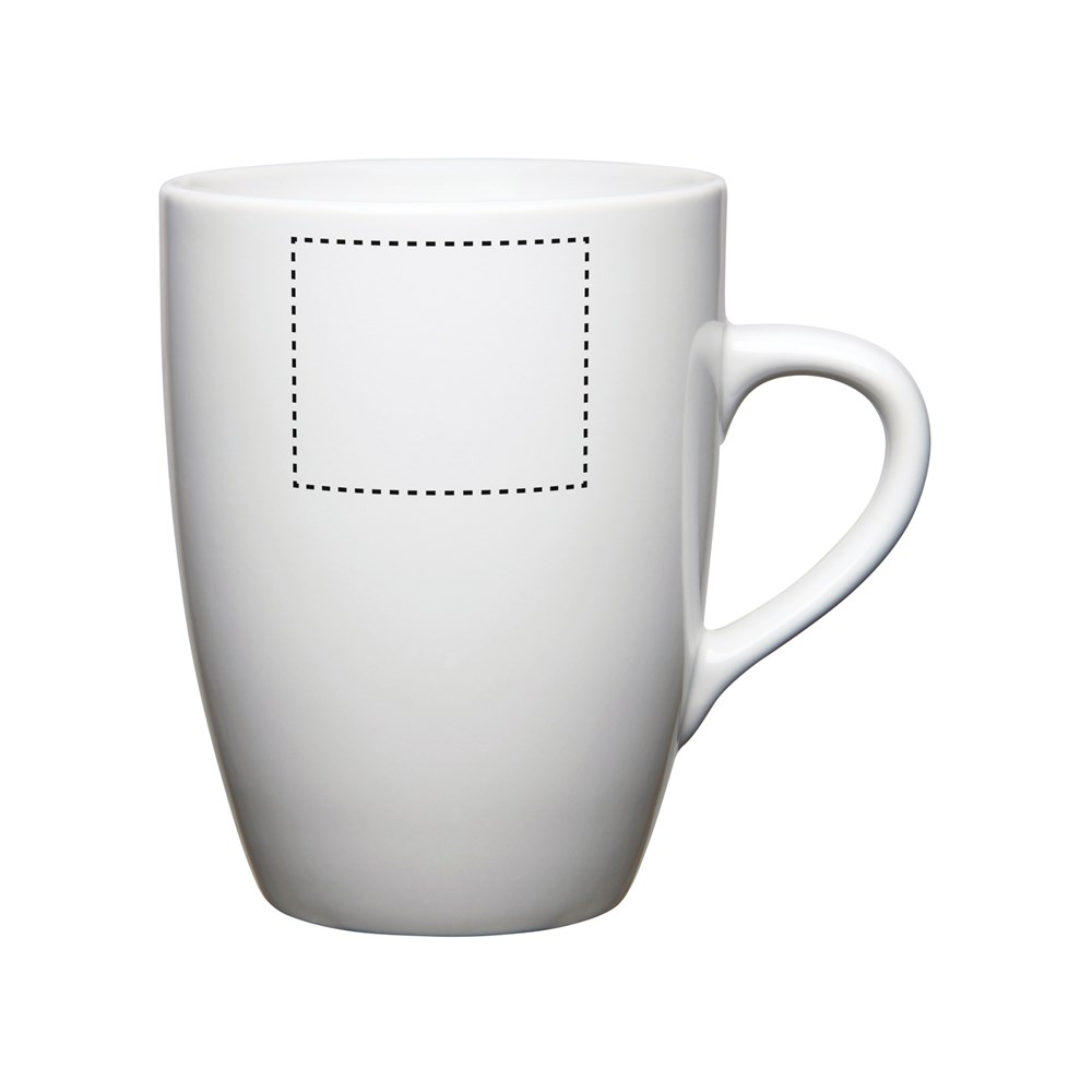 Budget Buster Marrow Mug Zwart