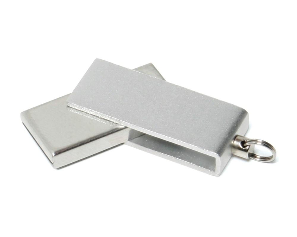 Micro Twister USB FlashDrive Zwart