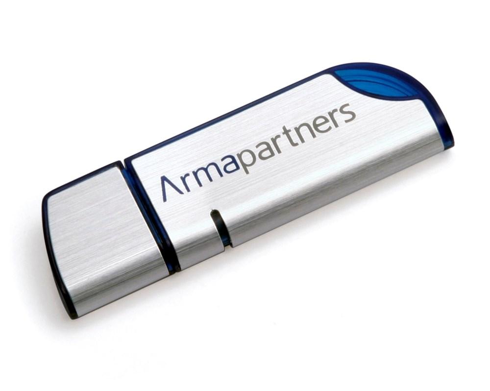 Bullet USB FlashDrive Oranje