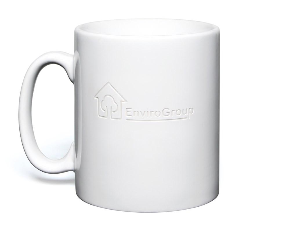 Durham Etched Mug - Middernacht Blauw