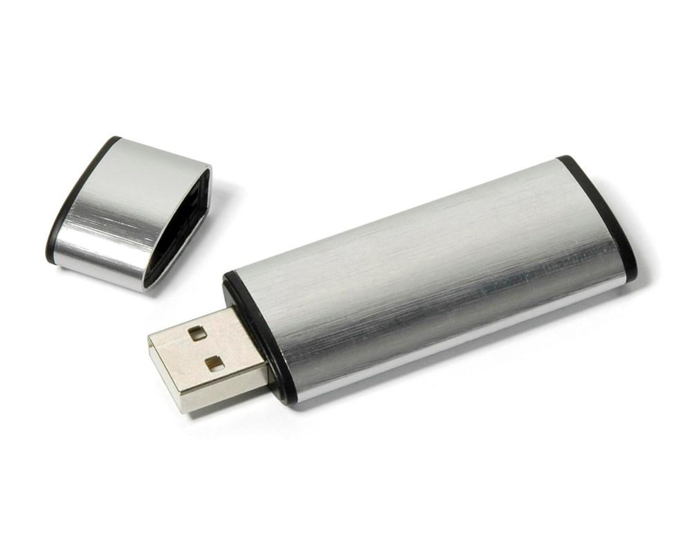 Wedge USB FlashDrive Blauw