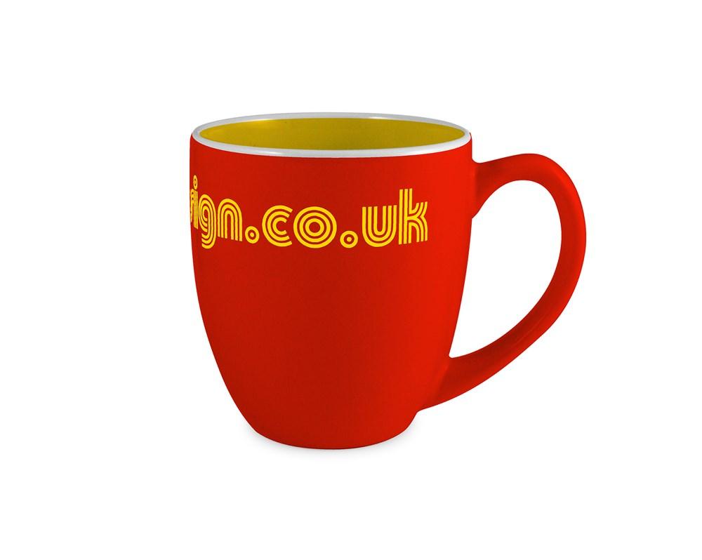 Mocha Inner & Outer ColourCoat Mug