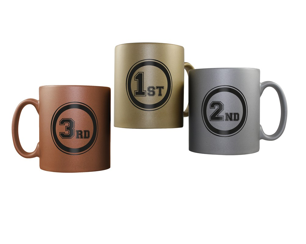 Durham Medal Mug Brons