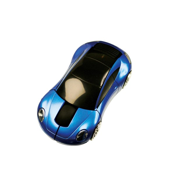 RF Car Mouse Groen