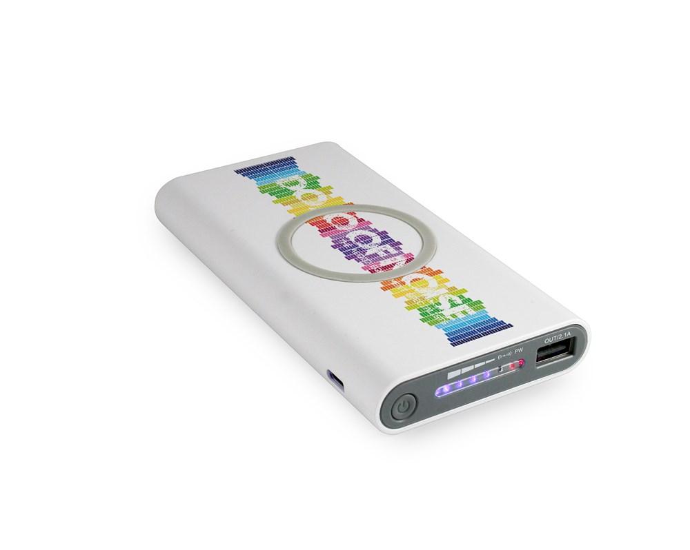 UK Stock Wireless Powerbank