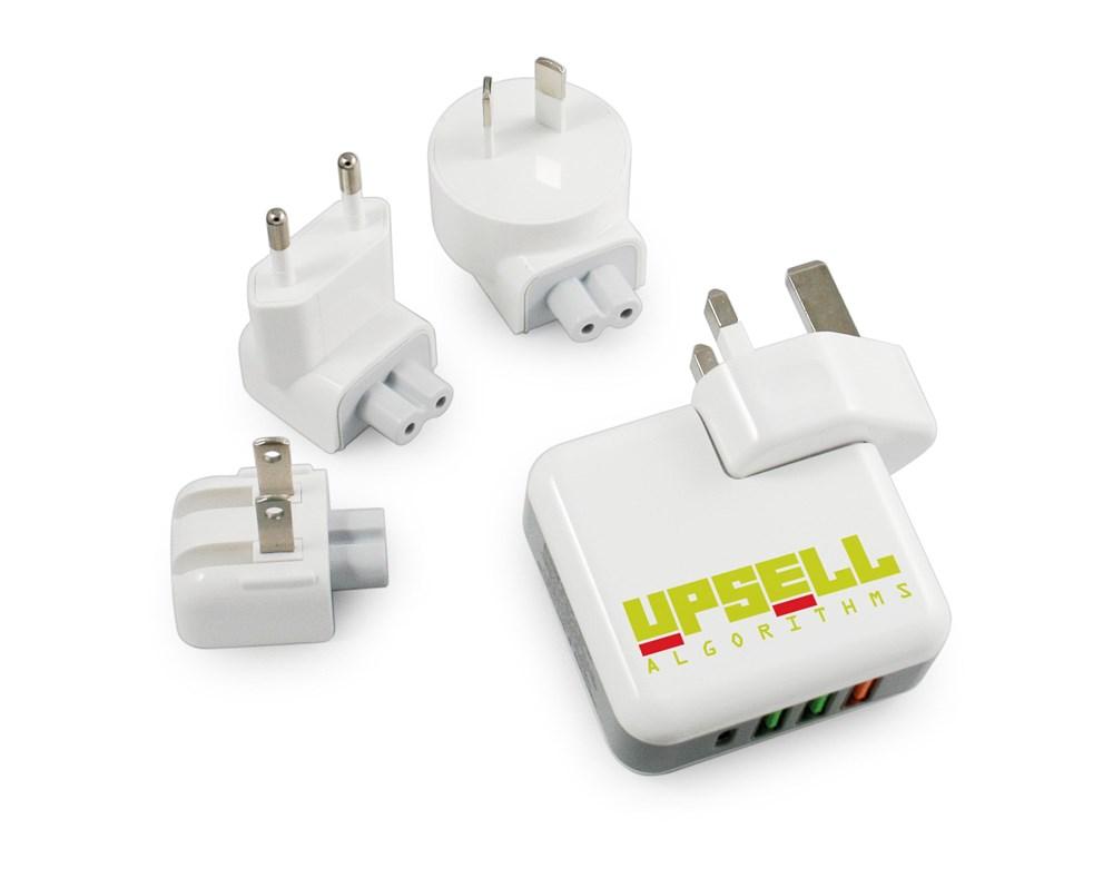 Qualcomm 3.0 USB Travel Charger Plus