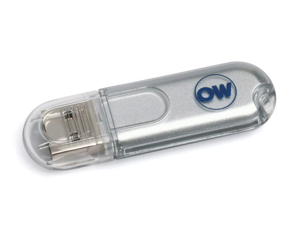 Mini USB FlashDrive Zwart