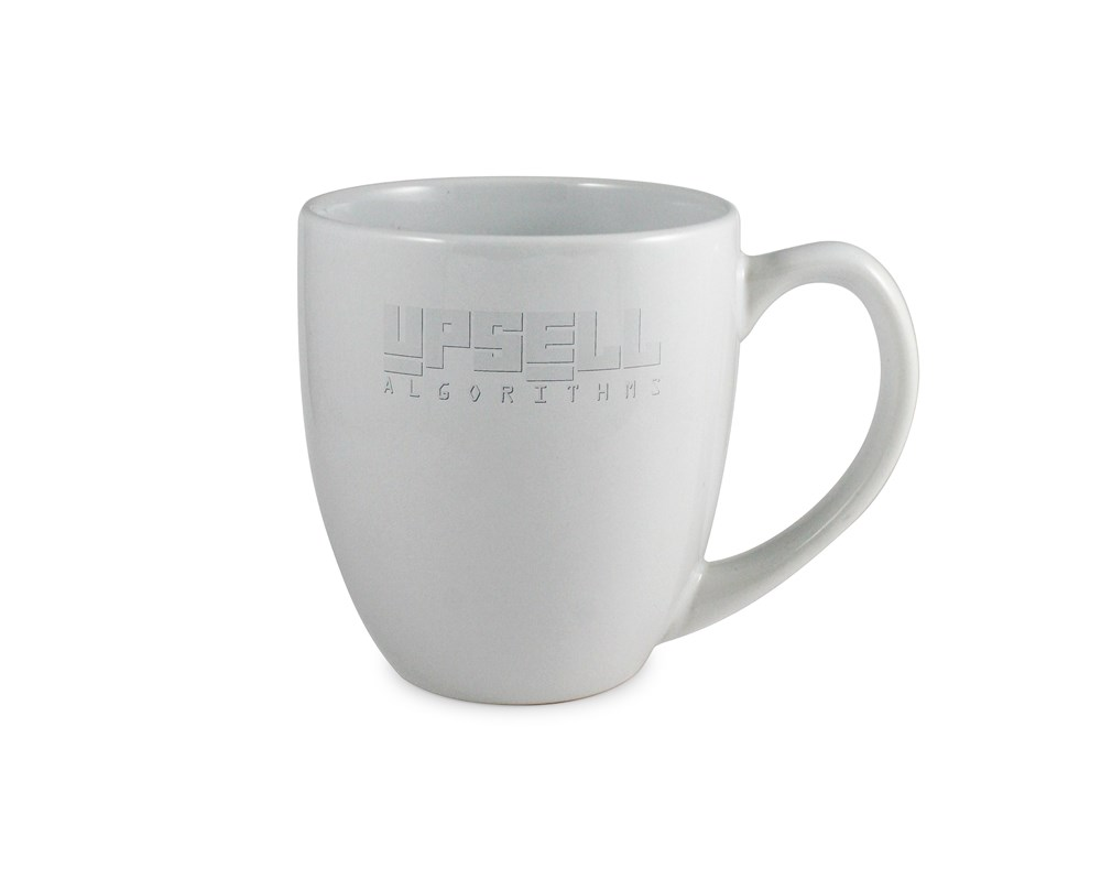 Mocha Etched Mug