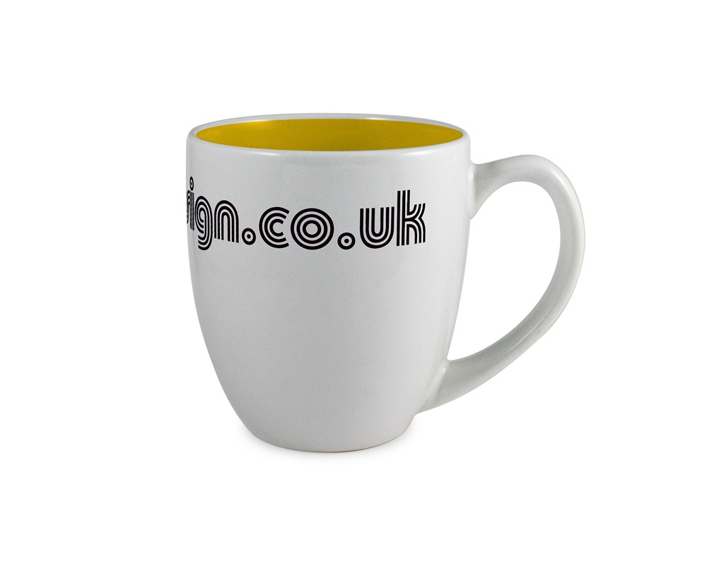 Mocha Inner ColourCoat Mug