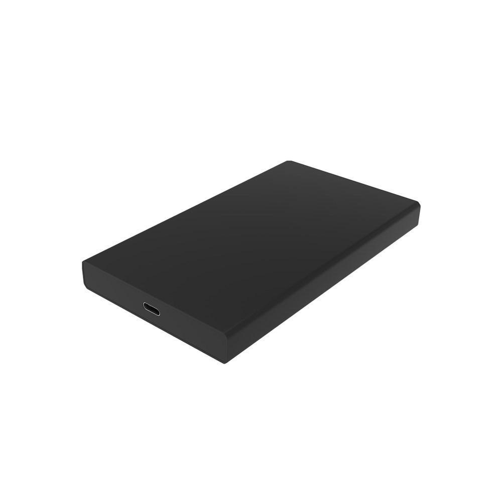 White Lake Pro External HDD 2TB Zwart