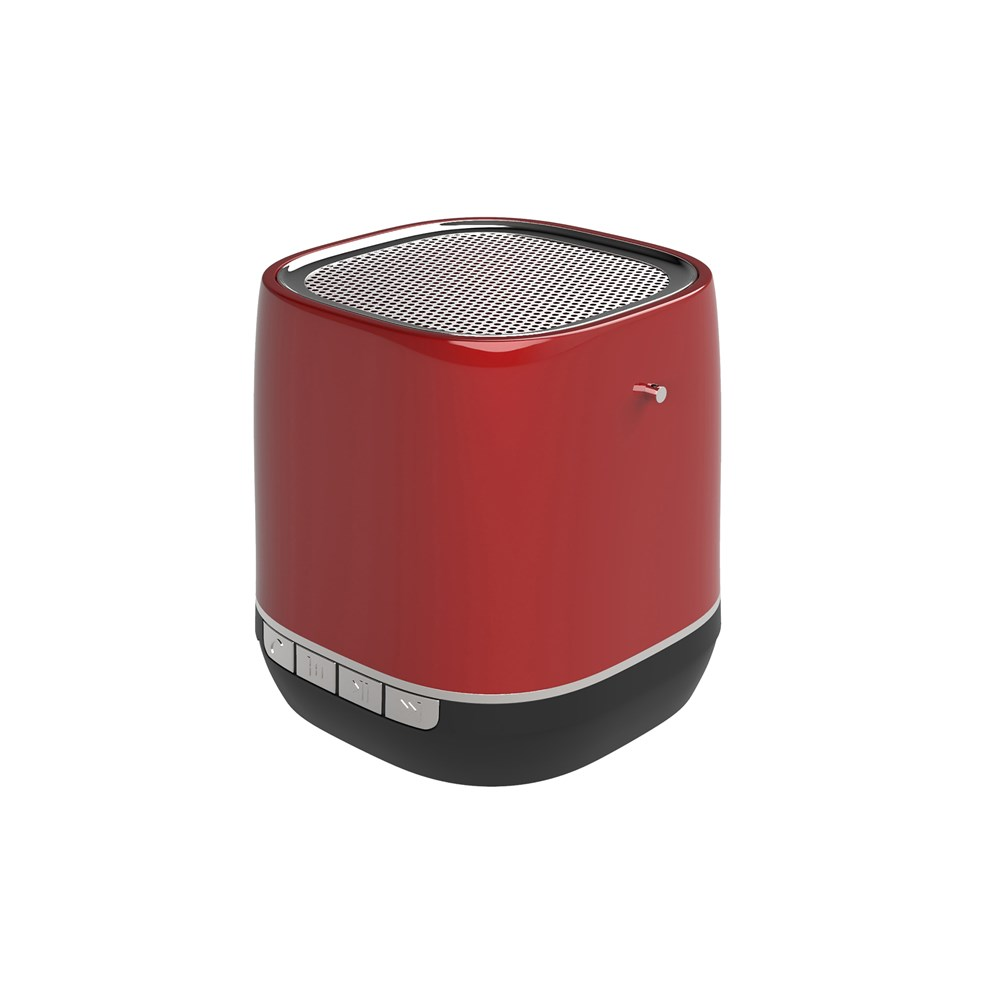 Retro Speaker No personalization Rood