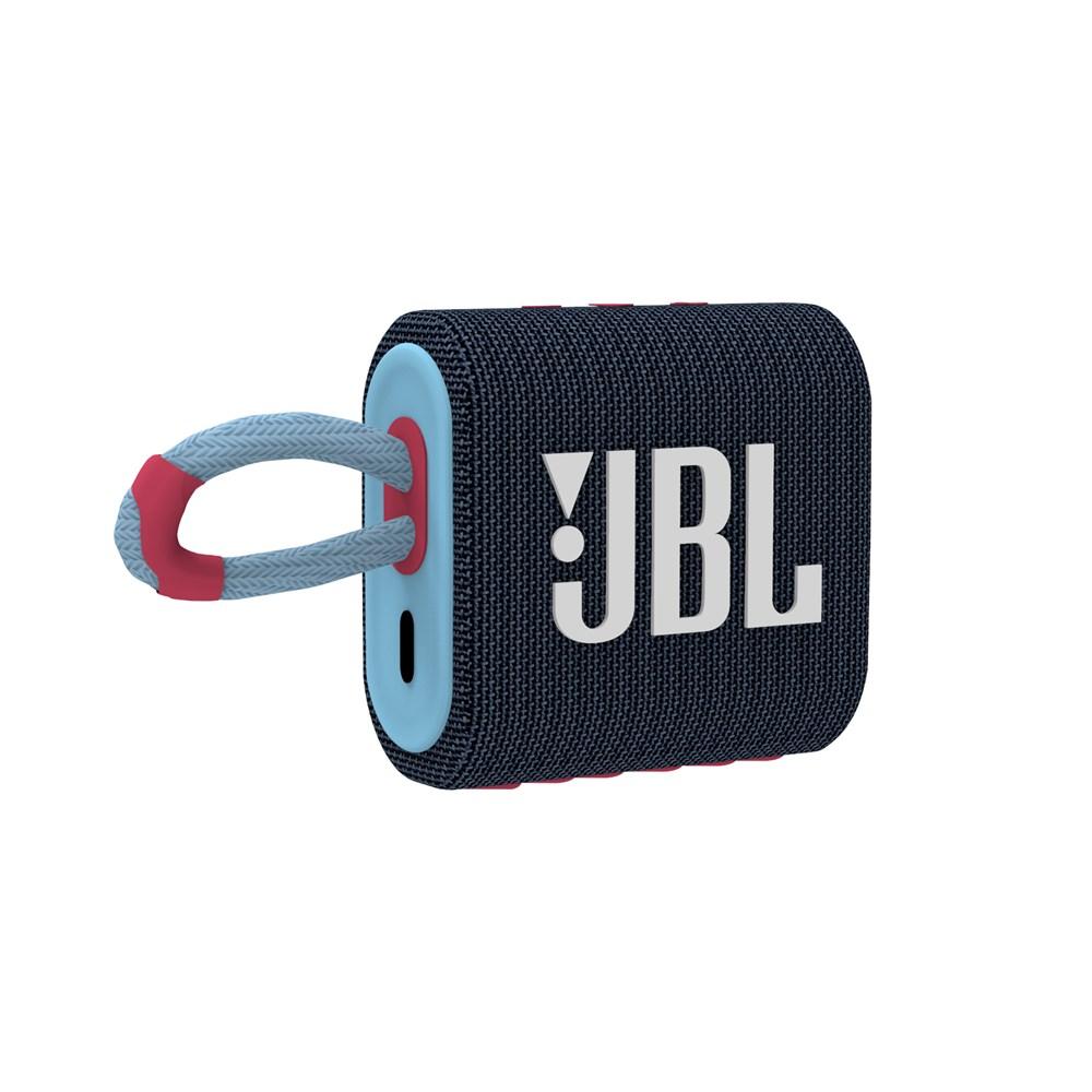 JBL GO 3 Blue/Pink