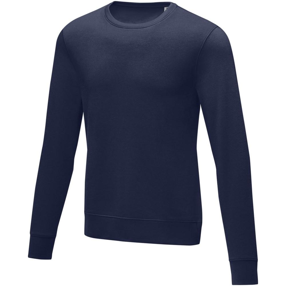 Zenon heren sweater met ronde hals