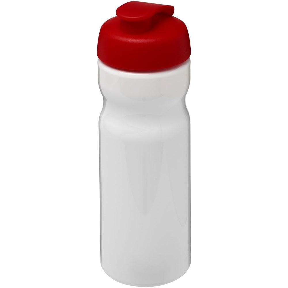 H2O Base® 650 ml sportfles met flipcapdeksel