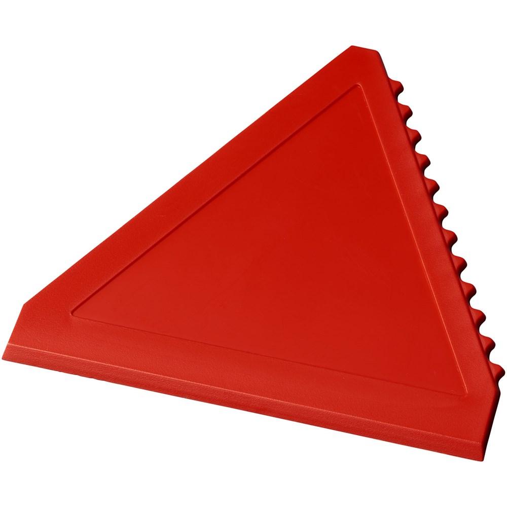 Averall driehoekige ijskrabber