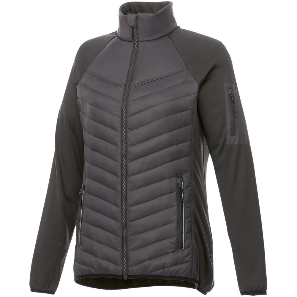 Banff hybride geïsoleerde dames jas