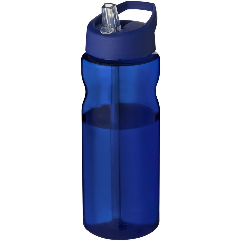 H2O Eco 650 ml sportfles met tuitdeksel