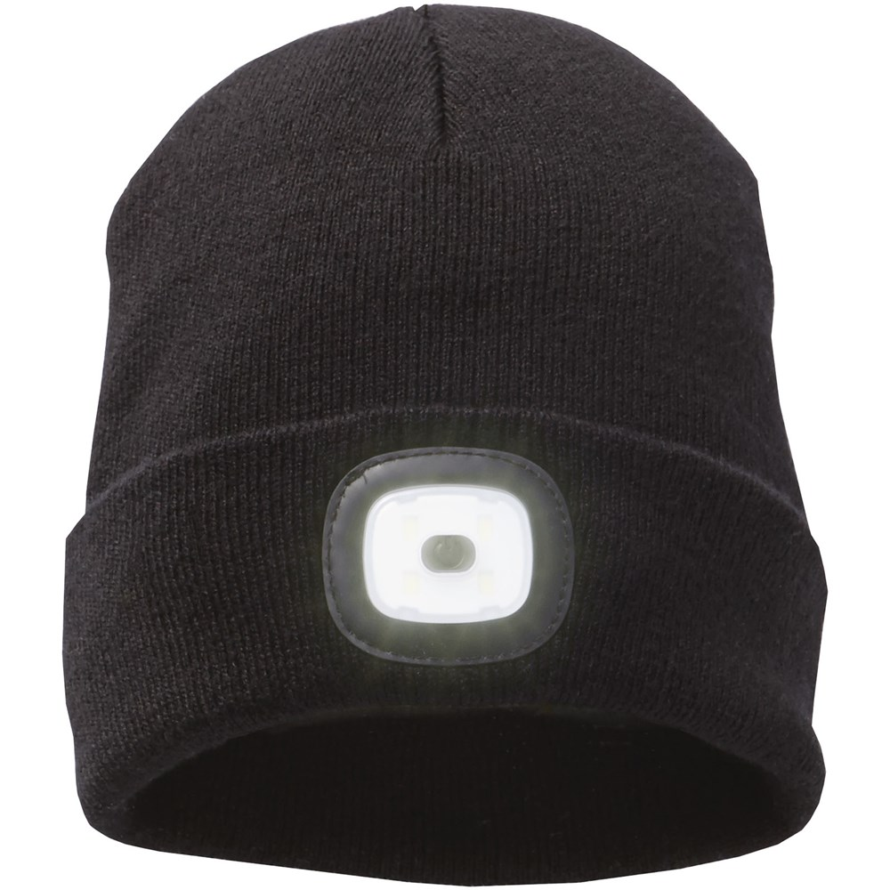 Mighty beanie met LED verlichting