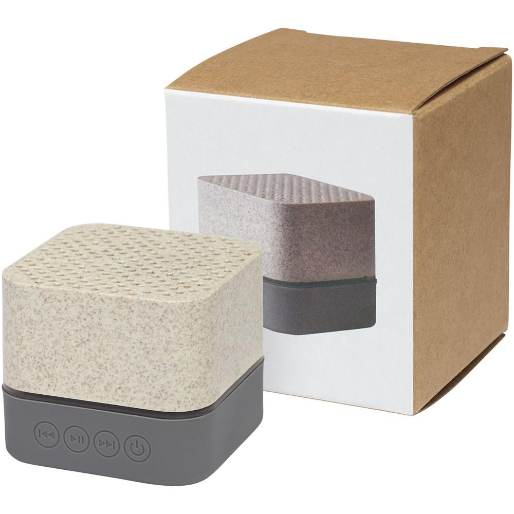 Bild Aira Bluetooth®-Lautsprecher aus Weizenstroh